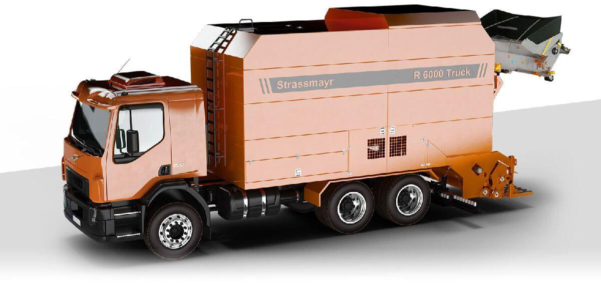 Strassmayr R 6000 Truck